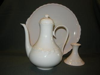 Porcelaine Rose Drache