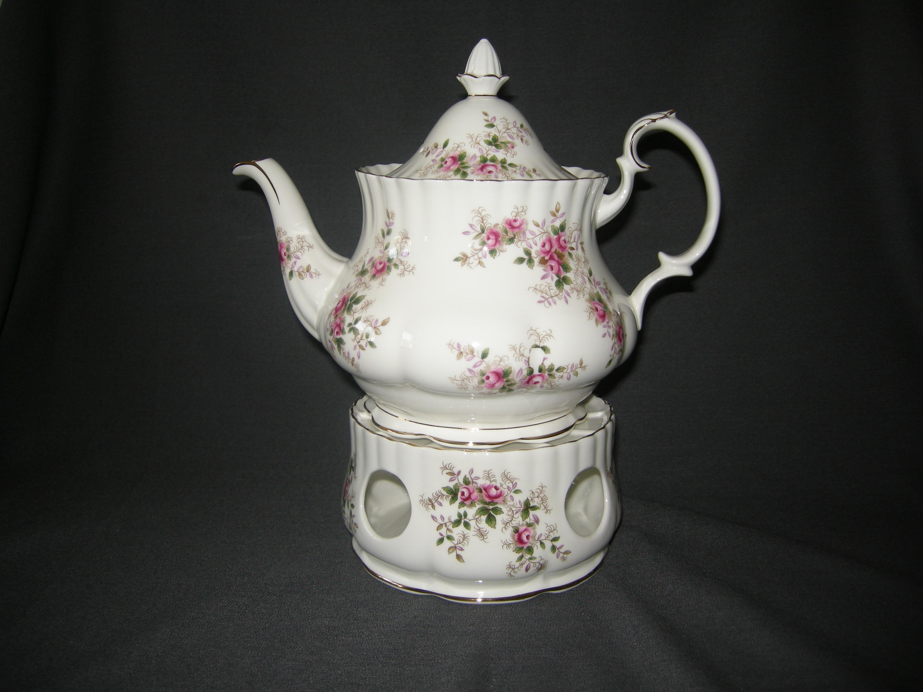 Royal Albert Servies Lavender Rose.Servies Lavender Rose Servies