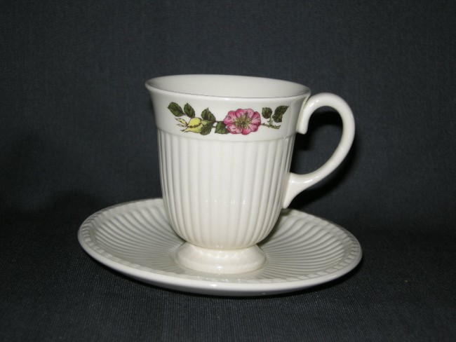 Wedgwood briar rose servies