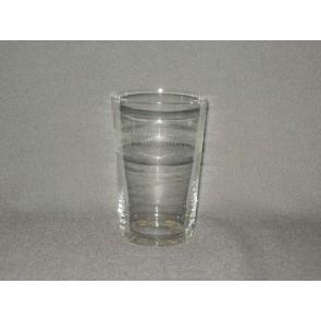 gebruikt glas rollend geld O6,5 cm.