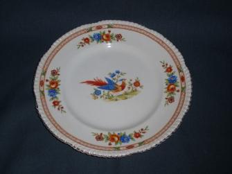 decor 450 roomwit - fazant / paradijsvogel