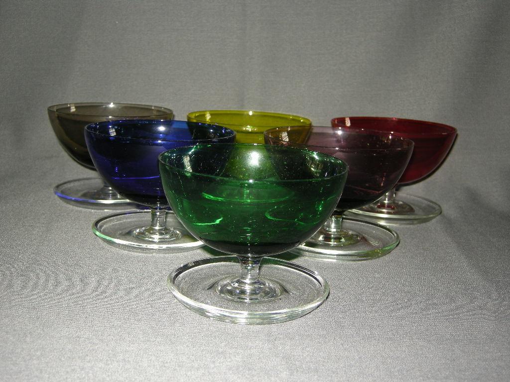 gekleurd glas