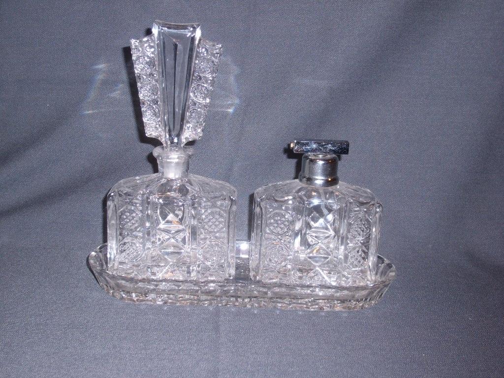 parfumflesjes en -sets