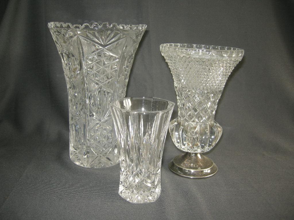 glas - kristal blank