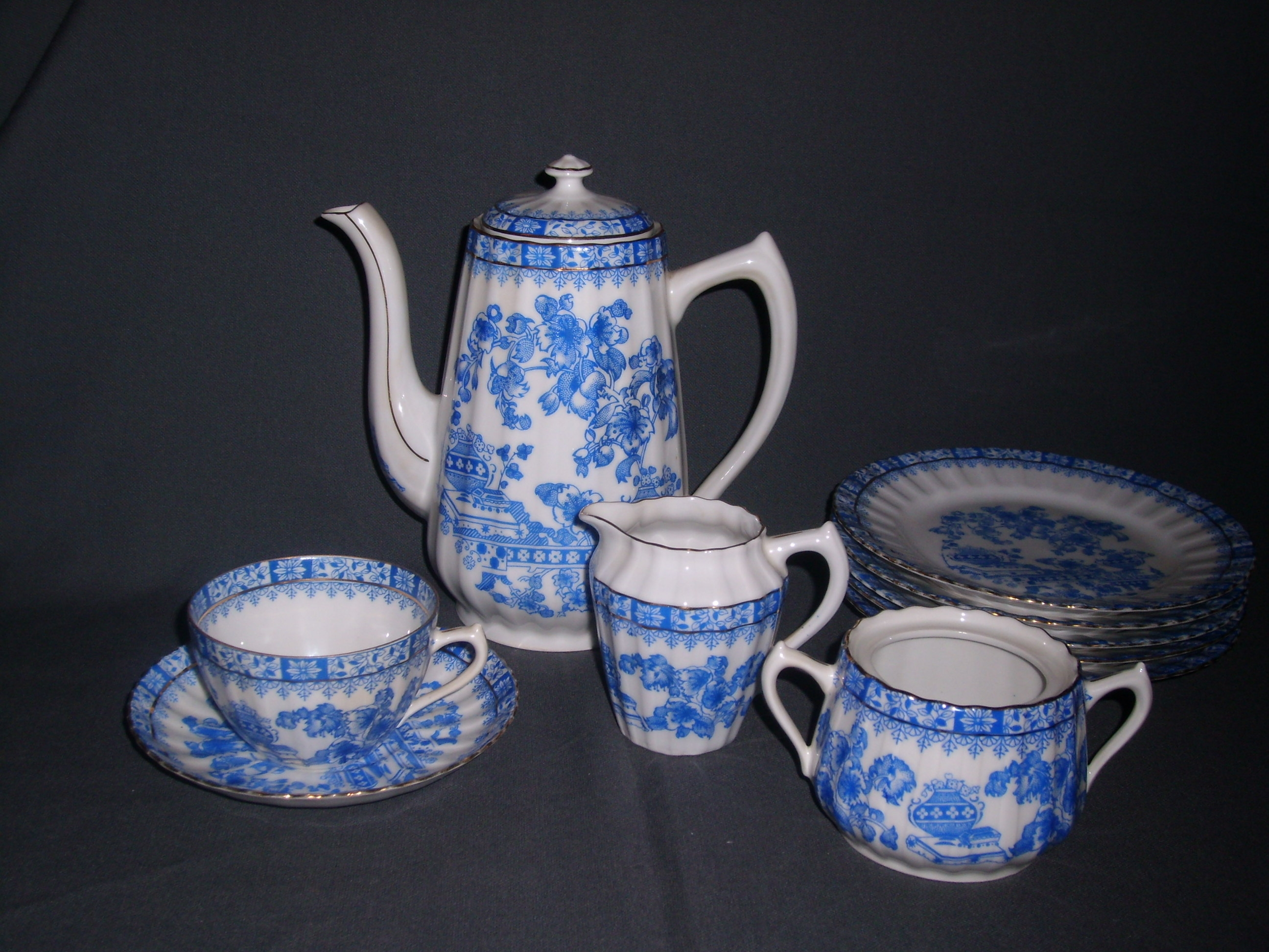 China Blau