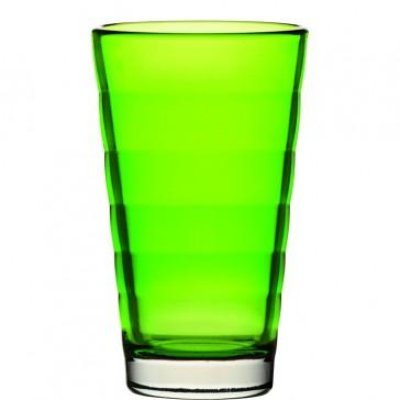 LEONARDO Wave Color longdrinkglas groen