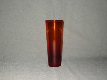 gekleurd glas 16. vaasje