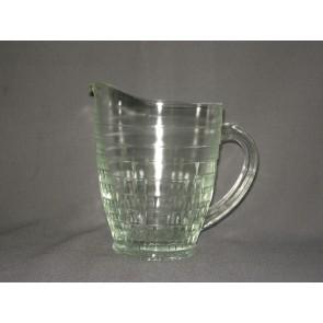 Gebruikt glas / kristal schenkkan
