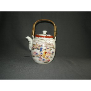 Diverse Chinees / Japans 004. theepotje