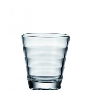 LEONARDO Wave laag glas inh 25 cl hoogte 9 cm