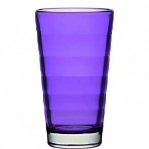 LEONARDO Wave Color longdrinkglas paars