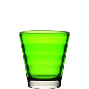 LEONARDO Wave Color laag glas groen