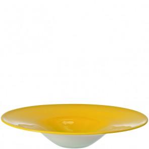 LEONARDO Beauty schaal doorsnee 36 cm kleur fel geel