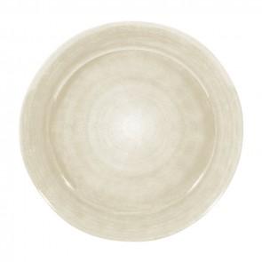 MATEUS Basic onderbord cq presenteerschaal doorsnee 31 cm kleur zand
