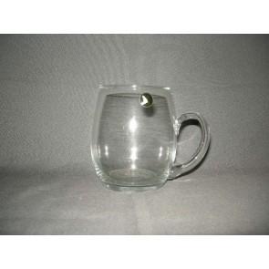 gebruikt glas / kristal glazen 433 bierpul