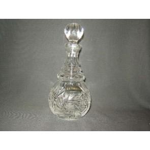 gebruikt glas / kristal karaf