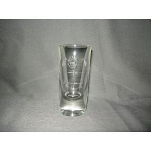 Gebruikt glas - kristal, maatbeker Averno Amaro Siciliano
