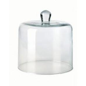 ASA GRANDE glazen stolp  doorsnee 17,8 cm  hoogte 14 cm