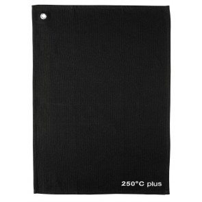 ASA 250oC keukendoek zwart