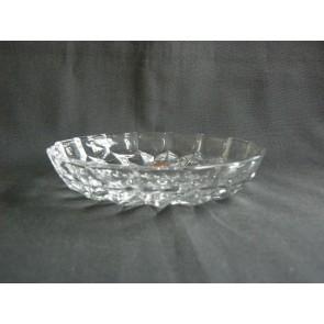 Gebruikt glas - kristal schaaltjes Catharinen Hütte kristal