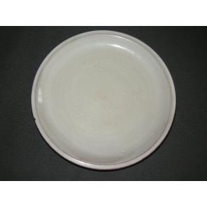 Zaalberg donkerbruin / wit ontbijtborden