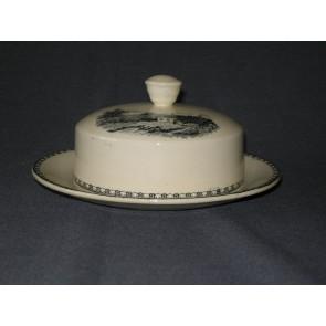 Societe Ceramique Landschap botervloot rond
