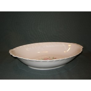 Hutschenreuther Porcelaine Rose Drache met roosdecor broodschaal