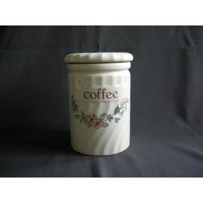 Mindel Spring Fields voorraadpot Coffee
