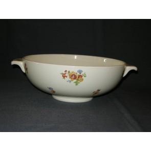 Societe Ceramique decor 3945 schaal zonder deksel