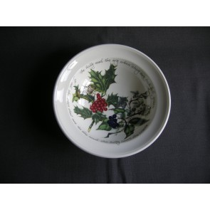 PORTMEIRION The Holly and The Ivy dessertschaaltje O17 cm.