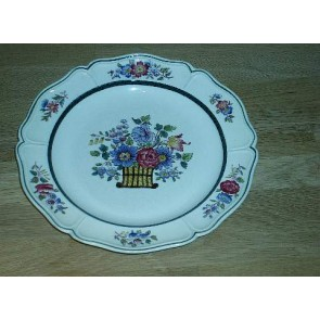Wedgwood Queens Shape Floral dinerbord