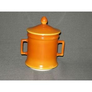Petrus Regout parafeu oranje filter + deksel