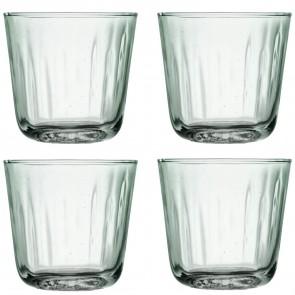 LSA Mia set van 4 lage glazen inh 250 ml