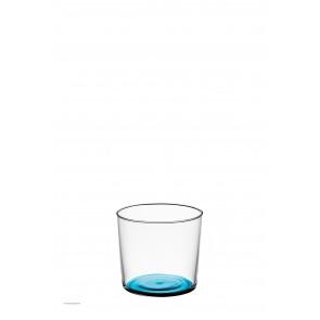 LSA Coro Lagoon set van 4 lage glazen inh 310 ml