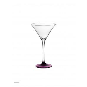 LSA Coro Berry set van 4 cocktailglazen inh 210 ml