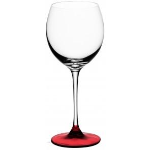 LSA Coro Berry set van 4 wijnglazen inh 400 ml