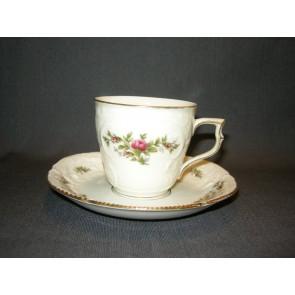 Rosenthal Sanssouci Ramona koffiekop & schotel klein