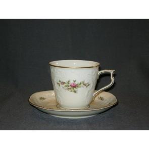 Rosenthal Sanssouci Ramona koffiekop & schotel groot