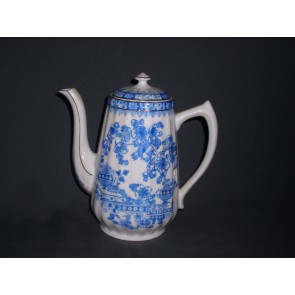 Moschendorf China Blau koffiepot