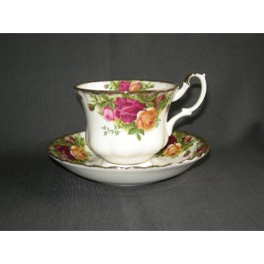 Royal Albert Old Country Rose kop & schotel groot
