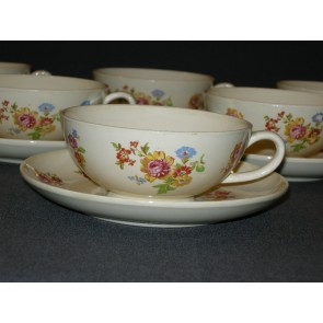 Societe Ceramique decor 3945 kopjes los