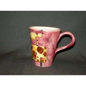 Marchand de Couleurs mokje rose giraffe