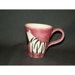 Marchand de Couleurs mokje rose zebra