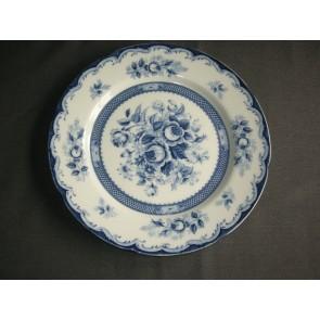Blue Rose ontbijtbord
