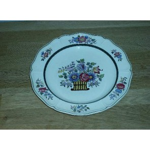 Wedgwood Queens Shape Floral ontbijtbord