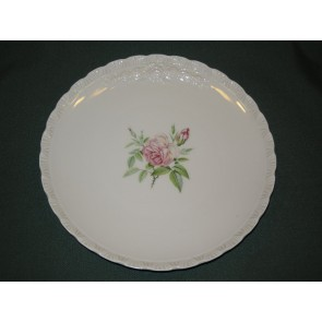Hutschenreuther Porcelaine Rose Drache met roosdecor ontbijtborden
