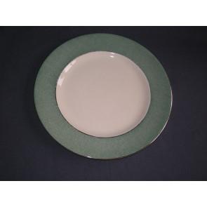 Johnson Bro's roomwit groen goud ontbijtborden