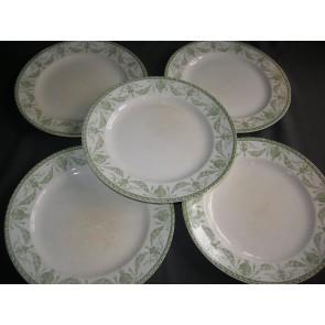 F.W. & Co. Romney ontbijtborden