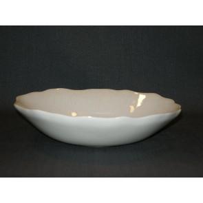 Jars Ceramistes Plumes Perle soepbord