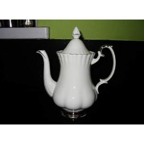 Royal Albert Chantilly deksel kleine koffiepot